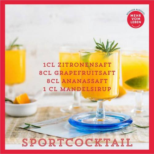 Sportcocktail